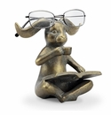 SPI Home Reading Rabbit Eyeglass Stand