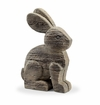 SPI Home Rustic Rabbit Garden Sculpture