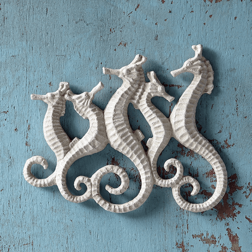SPI Home Seahorse Family Wall Hanging