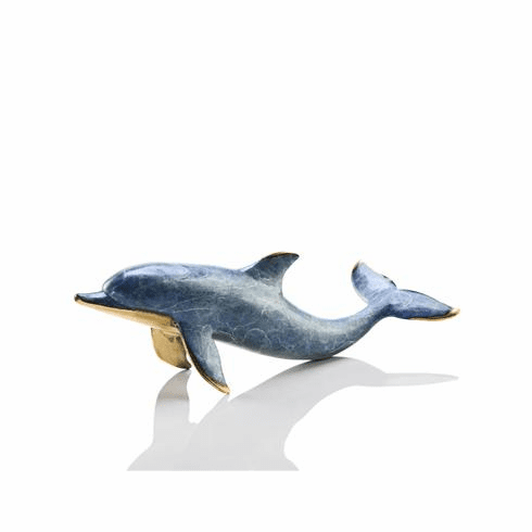 SPI Home Single Dolphin Sculpture