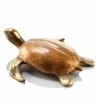 SPI Home Single Turtle Sculpture