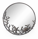 SPI Home Starfish and Crab Wall Mirror
