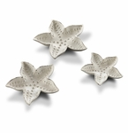 SPI Home Starfish Dishes Set of 3