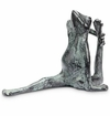 SPI Home Stretching Yoga Frog Shelf Decor