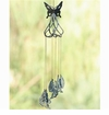 SPI Home Stylized Butterfly Wind Chime