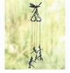 SPI Home Stylized Dragonfly Wind Chime
