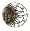 SPI Home Sun and Stars Wall Hanging