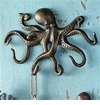 SPI Home Swimming Octopus Key Hook