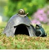 SPI Home Toad House with Snail