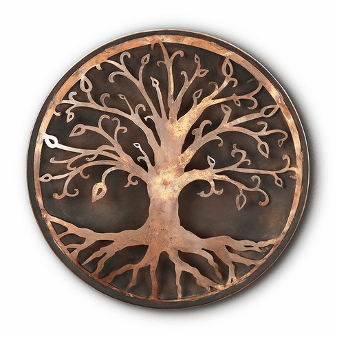 SPI Home Tree and Roots Wall Hanging