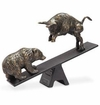 SPI Home Wall Street Struggle Bull & Bear