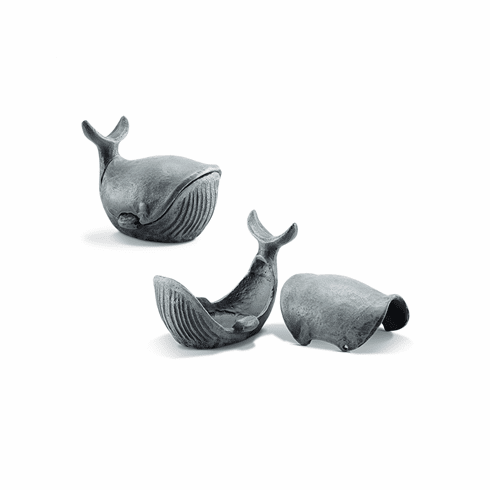 SPI Home Whale Jewelry Boxes Pack of 2