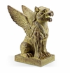 SPI Home Winged Lion Garden Sculpture