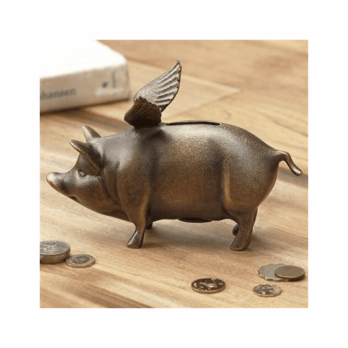 SPI Home Winged Wonder Piggy Bank