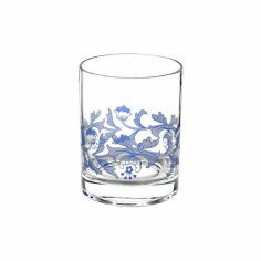 Spode Blue Italian Double Old Fashioned Set of 4