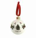 Spode Christmas Tree Annual Border 2019 Annual Bauble