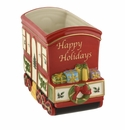 Spode Christmas Tree Figural Collection Christmas Tree Train Caboose