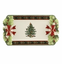 Spode Christmas Tree Figural Collection Figural Tartan Tray