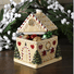 Spode Christmas Tree Figural Collection Gingerbread House Candy Jar