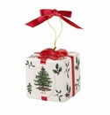 Spode Christmas Tree Ornaments Holiday Gift Box Annual 2019