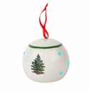 Spode Christmas Tree Ornaments Multicolor Bauble