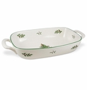 Spode Christmas Tree Serveware Bread Basket