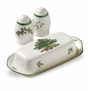 Spode Christmas Tree Serveware Hostess Set