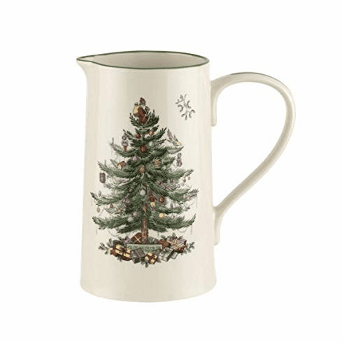 Spode Christmas Tree Serveware Jug - 2 Pint