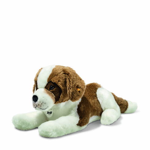 Steiff Bernhard Saint Bernard Brown/White