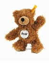 Steiff Charly Dangling Teddy Bear Brown Stuffed Animal Small