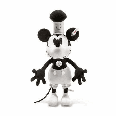 Steiff Disney Steamboat Willie Mickey Mouse