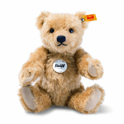 Steiff Emilia Teddy Bear Reddish Blonde