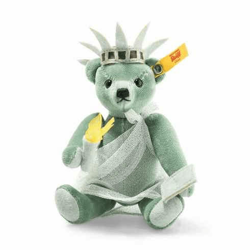 Steiff Great Escape - New York Teddy Bear In Gift Box