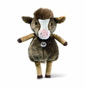 Steiff Happy Farm Horsilee Horse Brown Tipped Stuffed Animal