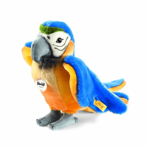 Steiff Lori Parrot Blue/Yellow