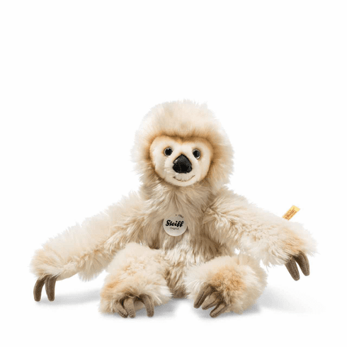 Steiff Miguel Baby Dangling Sloth Cream