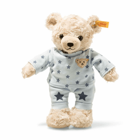 Steiff Teddy And Me Teddy Bear Boy With Pajama Light Blonde/Blue