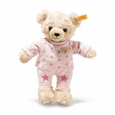 Steiff Teddy And Me Teddy Bear Girl With Pajama Light Blonde/Pink