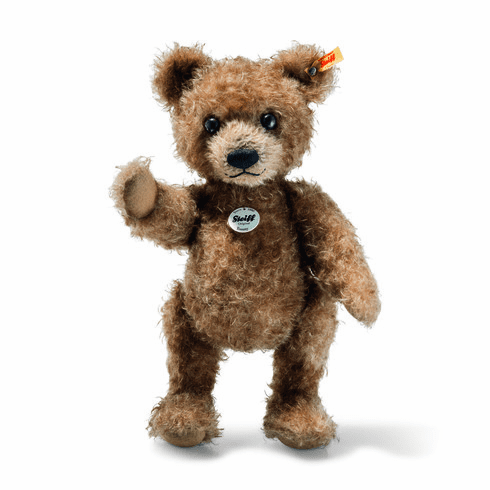 Steiff Tommy Teddy Bear Brown Tipped
