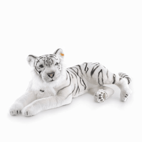 Steiff Tuhin The White Tiger White