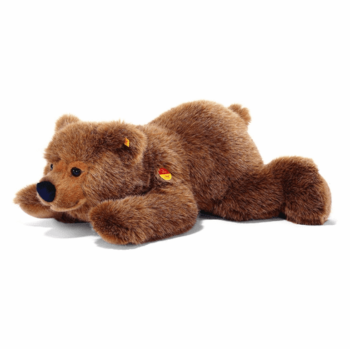Steiff Urs Brown Bear Brown Tipped Large