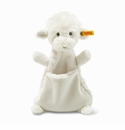 Steiff Wooly Lamb Comforter Off White
