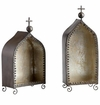 Tall Lourdes Iron Decor by Cyan Design