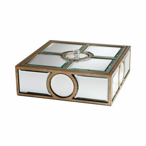 Through The Lens Decorative Box by Cyan Design