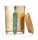 Thymes Forest Poured Candle Cedar