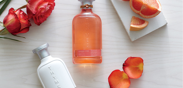 Thymes Fragrance Studio Rosewood Citron Collection - Save 30%