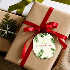 Thymes Frasier Fir Decorative Sachet - Gift with Purchase
