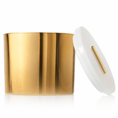 Thymes Frasier Fir Gold 3-wick Candle