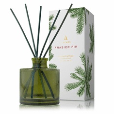 Thymes Frasier Fir Petite Green Diffuser 4 fl oz