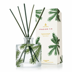 Thymes Frasier Fir Petite Pine Needle Diffuser 4 fl oz